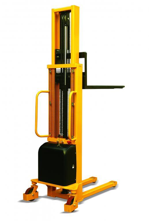 location vente occasion gerbeur semi-électrique IRION GE-SE1016