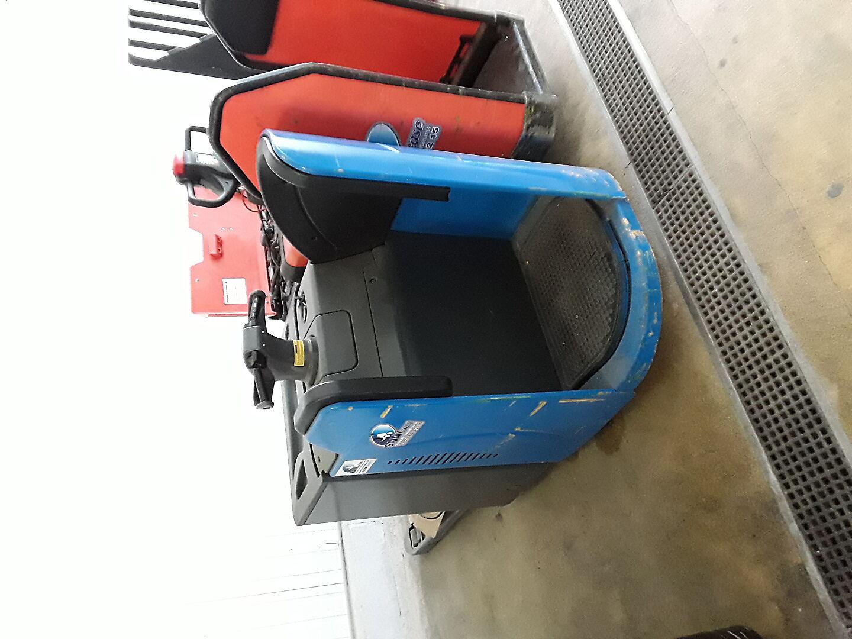 transpalette conducteur porté debout SAIMLEASE-LIFTSTAR WP49-25 location vente neuf ou occasion