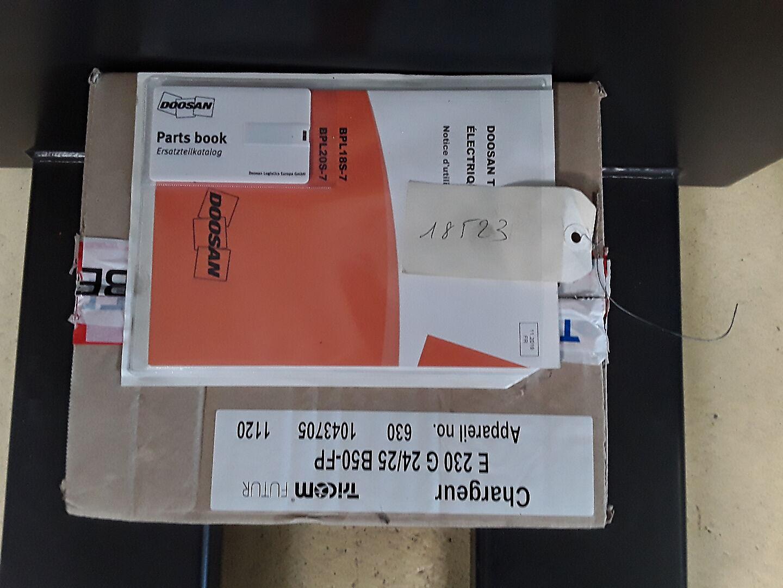 transpalette électrique DOOSAN BPL18S-7 location vente neuf ou occasion