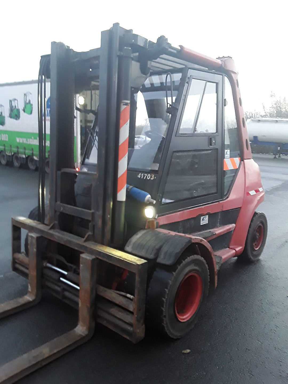 chariot élévateur à fourches FENWICK H80-03 location vente neuf ou occasion