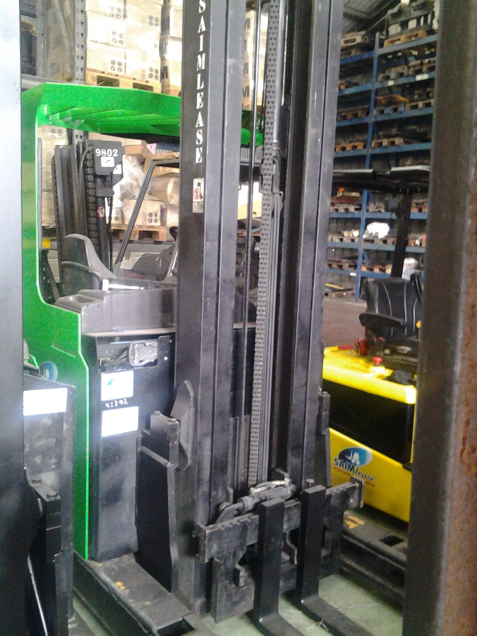location vente occasion Chariot élévateur à mât rétractable BT RRB2/15