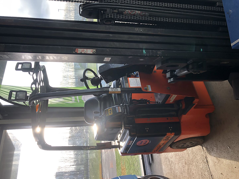chariot elevateur articulé à fourches BENDI BE4079XSS QUAD location vente neuf ou occasion