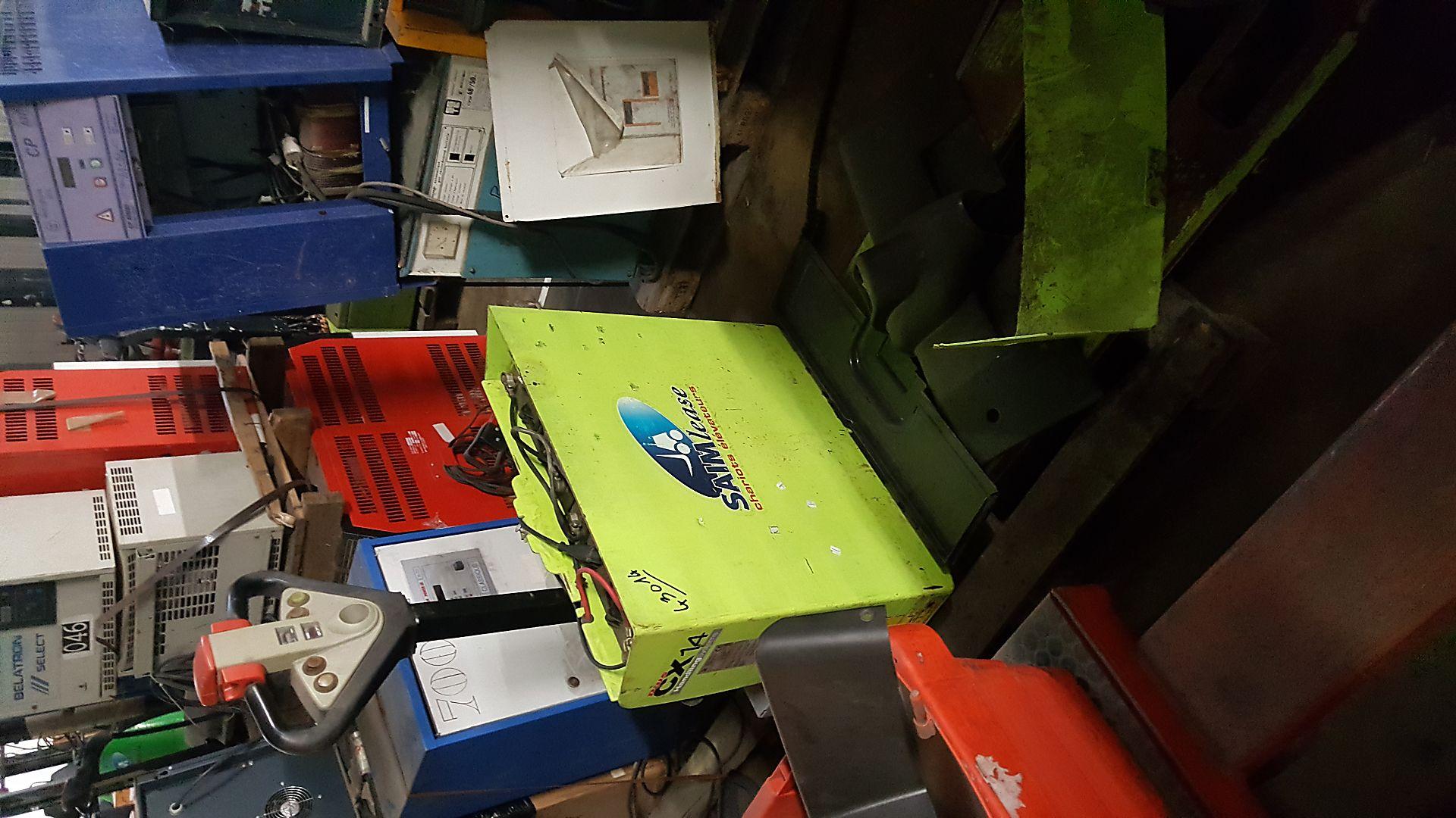 transpalette électrique LIFTER CX14 PLUS location vente neuf ou occasion