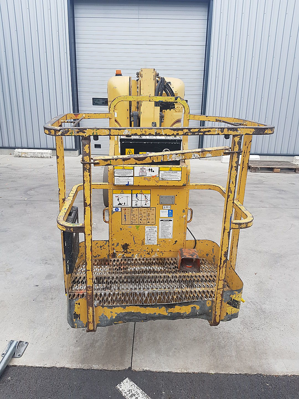 Nacelle articulée électrique 12m GROVE AMZ 39NE location vente neuf ou occasion