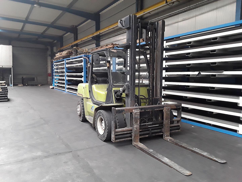 chariot élévateur à fourches CLARK CMP75D location vente neuf ou occasion