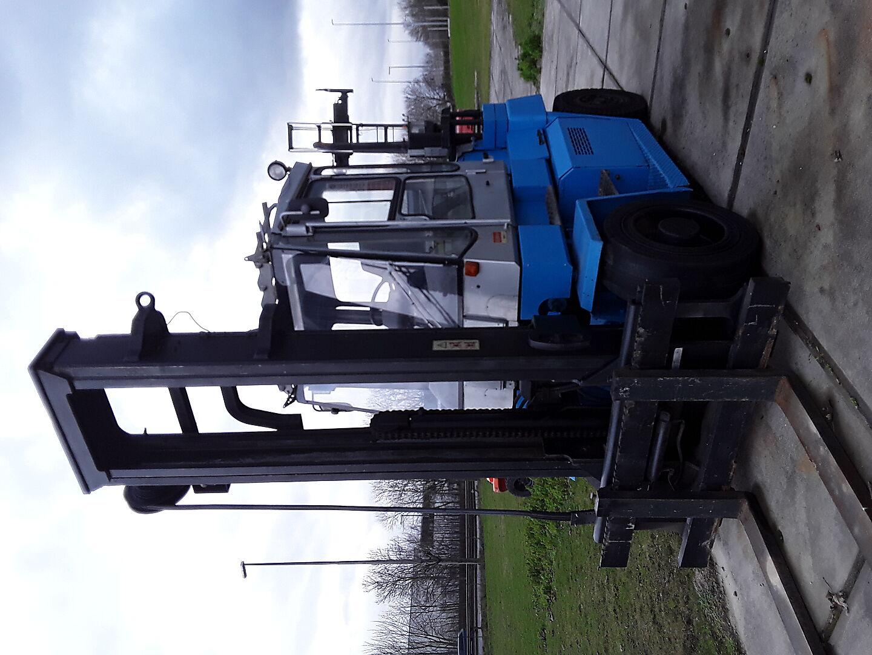 chariot élévateur à fourches KALMAR DCD80-6 location vente neuf ou occasion
