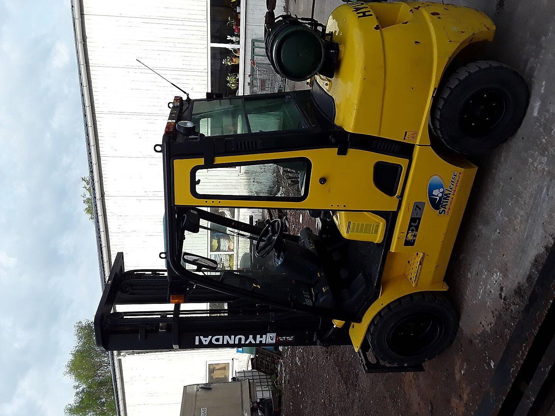 chariot élévateur à fourches HYUNDAI 30L-7A location vente neuf ou occasion
