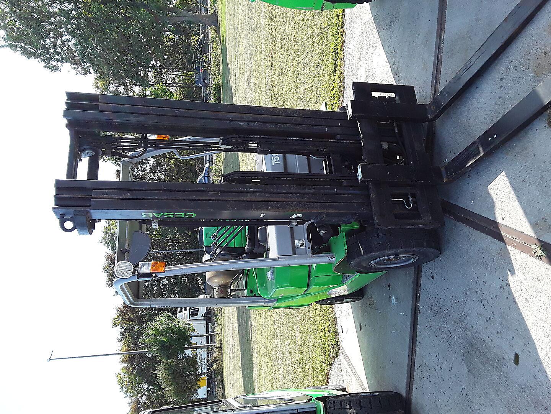 chariot élévateur à fourches CESAB M315 LPG location vente neuf ou occasion