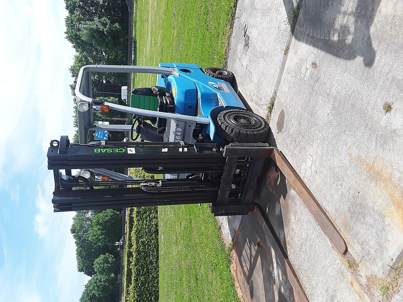 chariot élévateur à fourches CESAB M318 DIESEL location vente neuf ou occasion