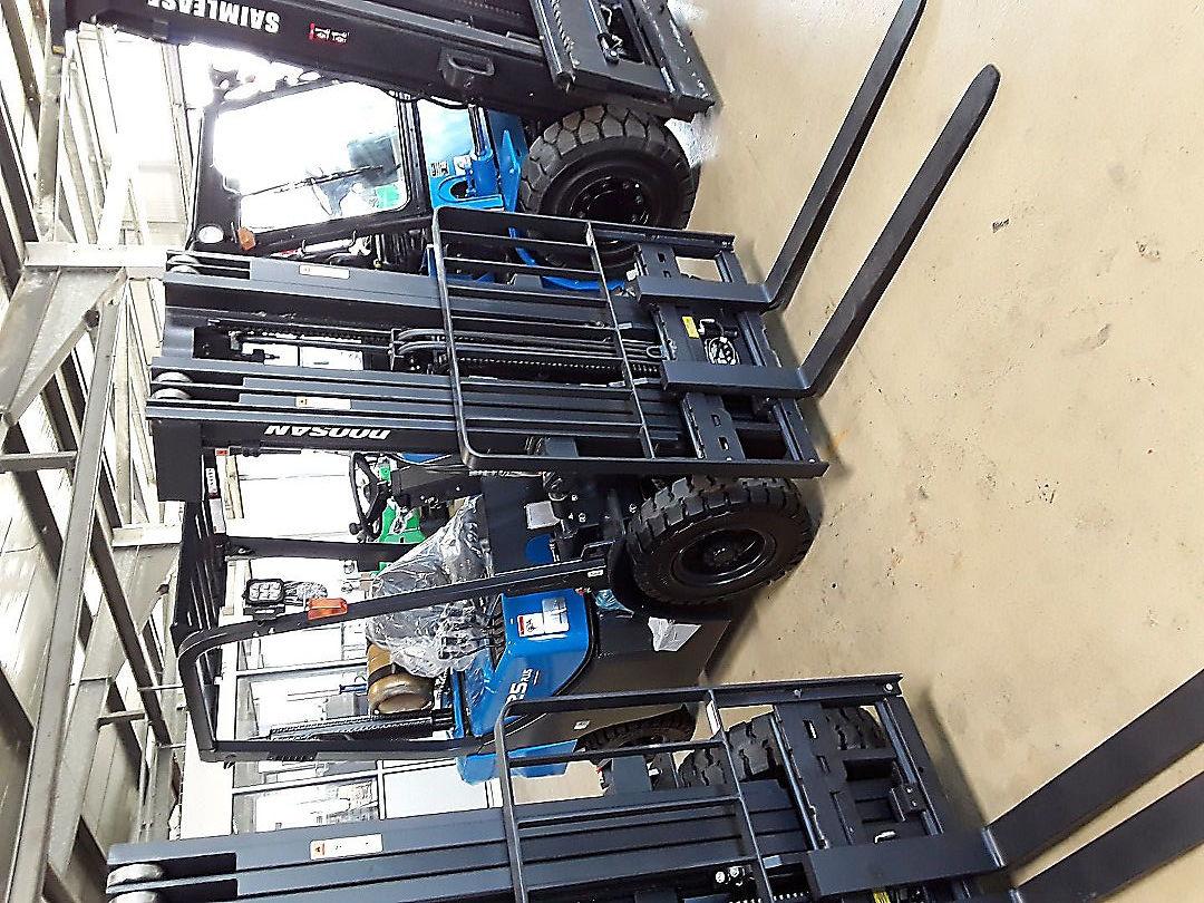 chariot élévateur à fourches DOOSAN G25GX location vente neuf ou occasion
