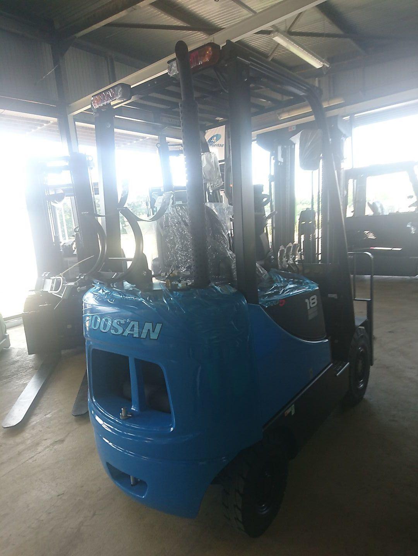 chariot élévateur à fourches DOOSAN G18S-5 location vente neuf ou occasion