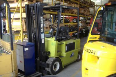 chariot élévateur à fourches CLARK CEM 20 DC location vente neuf ou occasion