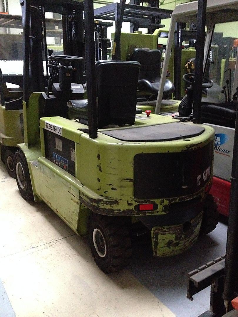 chariot élévateur à fourches CLARK CEM 25S MEGA AC location vente neuf ou occasion