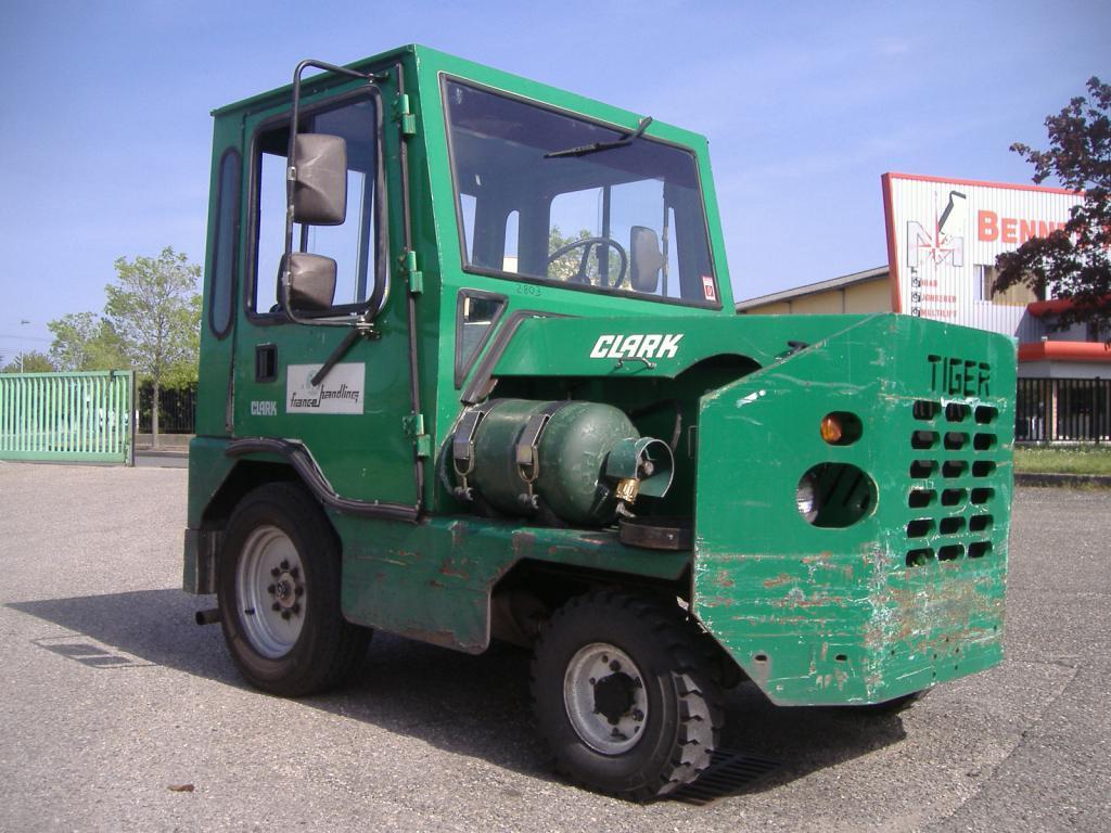 tracteur TIGER TRAC location vente neuf ou occasion