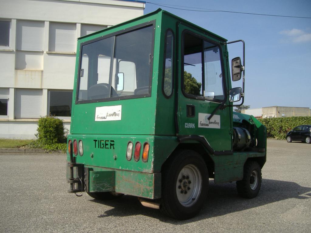 location vente occasion tracteur TIGER TRAC