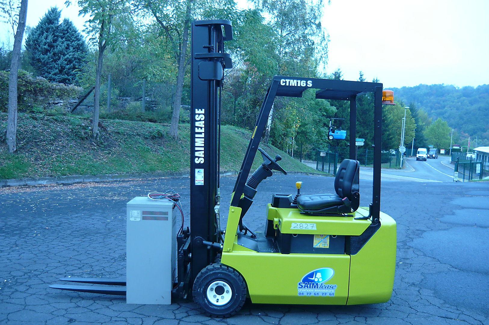 chariot élévateur à fourches CLARK CTM16S location vente neuf ou occasion