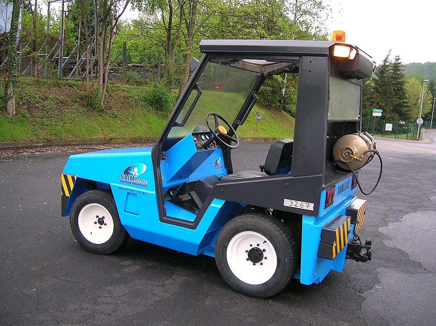 tracteur CLARK GT 30 LPG location vente neuf ou occasion