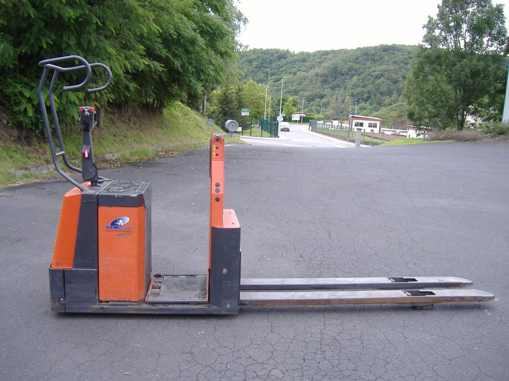Préparateur commandes au sol à nacelle BT OS20 location vente neuf ou occasion