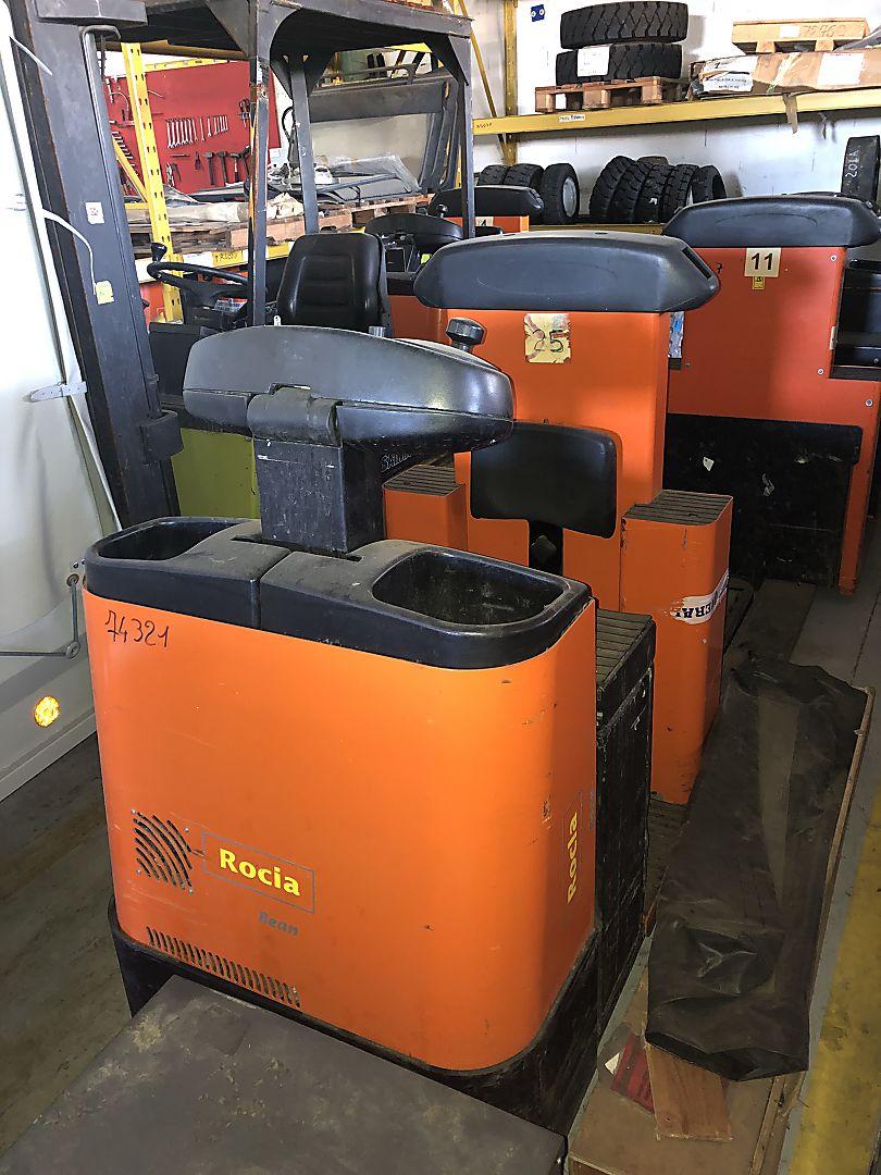 location vente occasion transpalette conducteur porté debout ROCLA P20