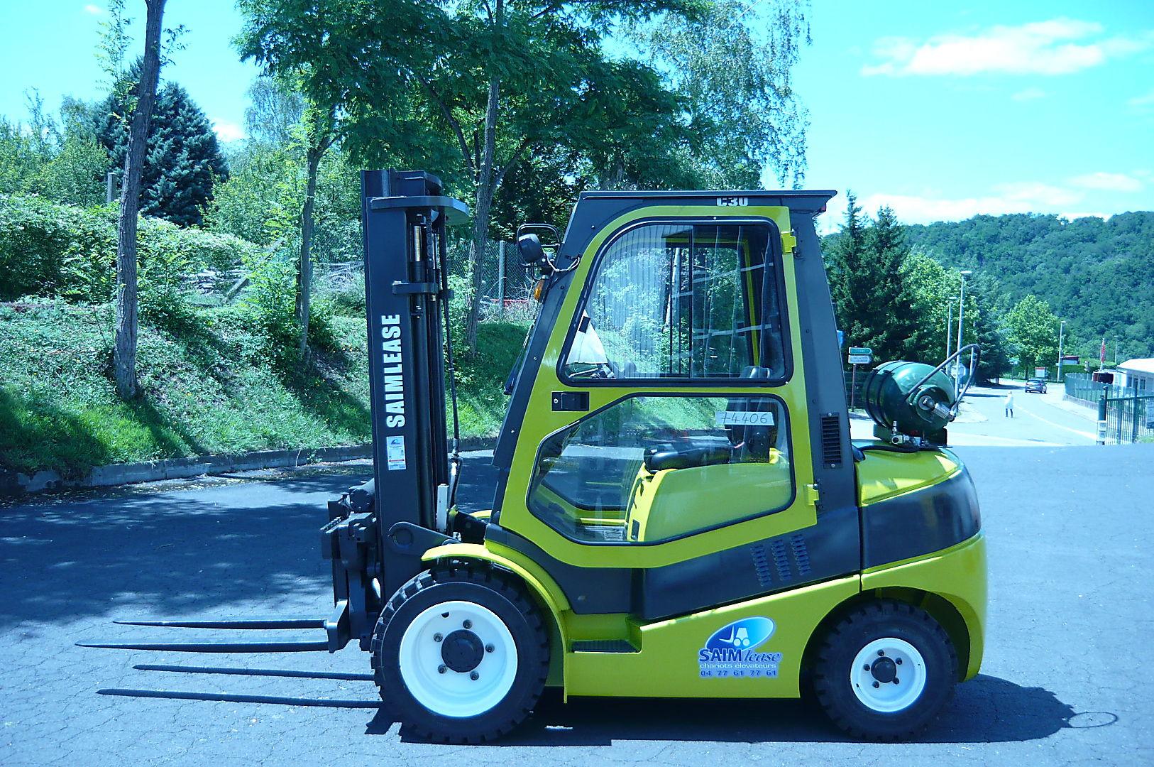 chariot élévateur à fourches CLARK C30L 9644 location vente neuf ou occasion