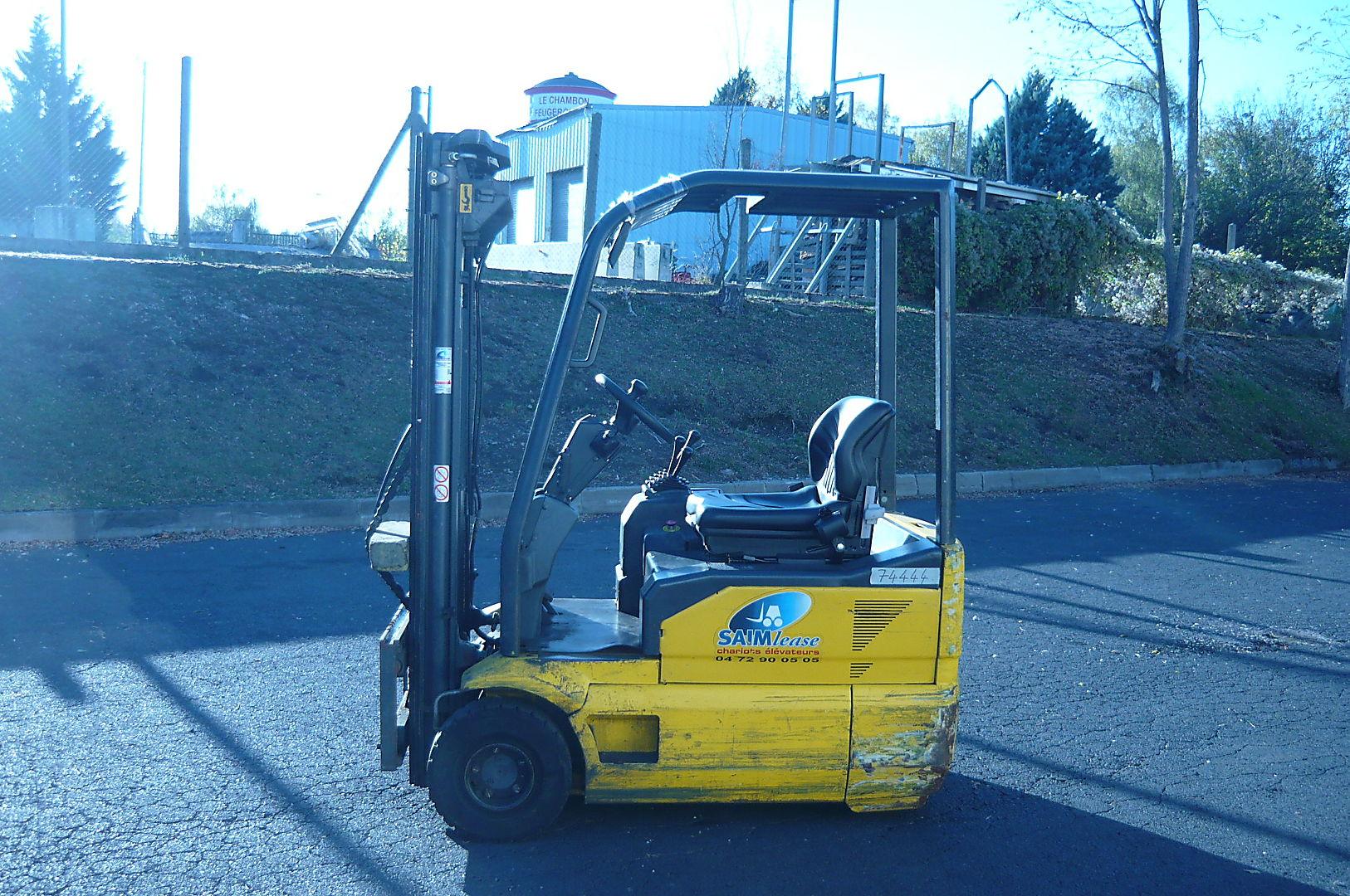 chariot élévateur à fourches OM-PIMESPO XE15-3 location vente neuf ou occasion