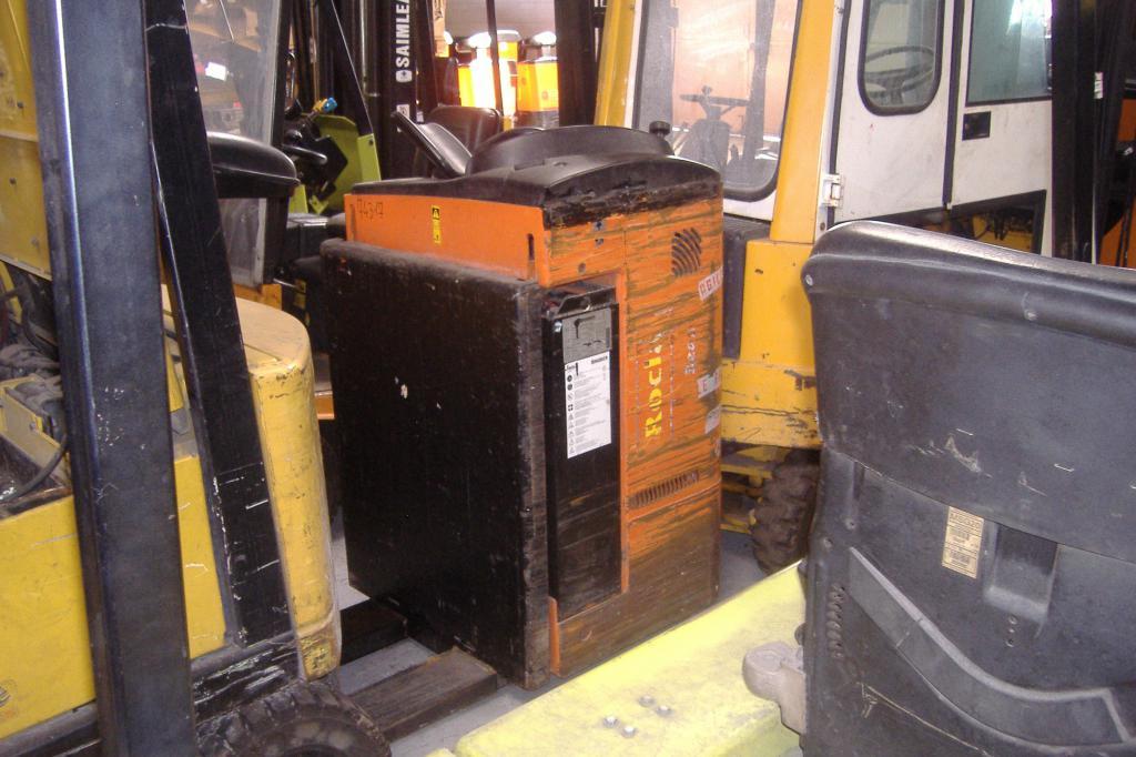location vente occasion transpalette conducteur assis debout ROCLA T20