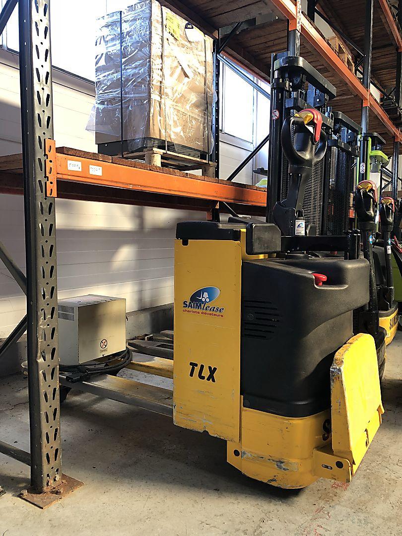 transpalette conducteur porté debout OM-PIMESPO TLX20 location vente neuf ou occasion